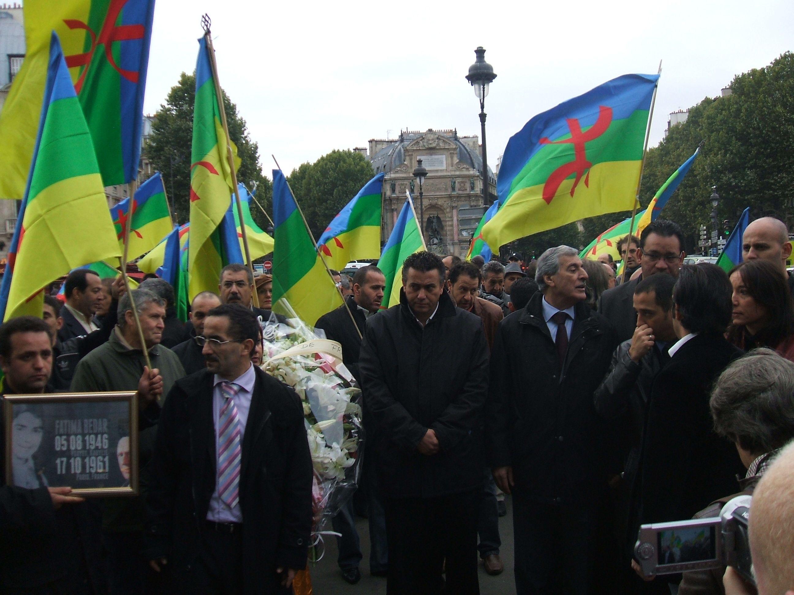 Rencontre homme kabyle en france